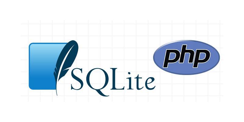 آموزش sqlite در php