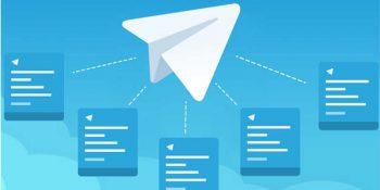 سورس ربات های تلگرام
